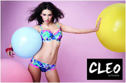 Bikinis made out of balloons — 3